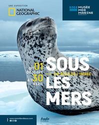 """Exposition """"Sous les Mers"""" au Musée Mer Marine à Bordeaux"""