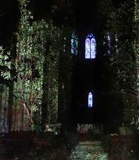 Exposition de Gonzalo Borondo au Temple des Chartrons à Bordeaux