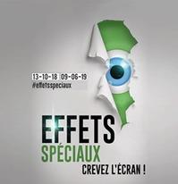 """Exposition """"Effets speciaux, crevez l'écran !"""" à Cap Sciences Bordeaux"""