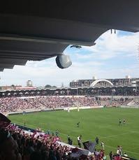 Match de rugby de l'UBB au Stade Chaban-Delmas à Bordeaux