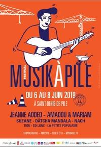 Festival - 22ème édition de Musik à Pile