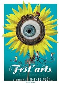 Festival International des Arts de la rue - 28ème édition de Fest'arts