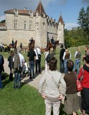 Château de Cazeneuve - PRÉCHAC - Sud-Gironde
