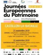 journees-europeennes-du-patrimoine-castillon-21-22-09