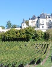 randonnée Château de La Rivière