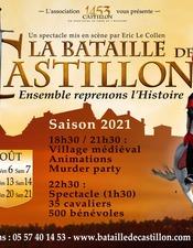 2021-06-16 Belvès Bataille de CAstillon
