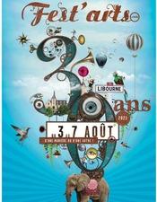 Festival International des Arts de la rue - 30ème édition de Fest'arts