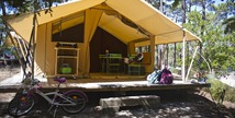 Camping Huttopia Lac de Carcans - Carcans