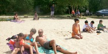 Camping La Rochade - Naujac-sur-Mer