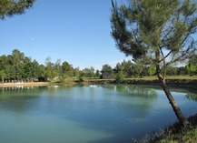 Camping le Chêne du Lac - Bayas