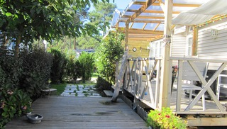 Camping les Jardins du Littoral - Lacanau