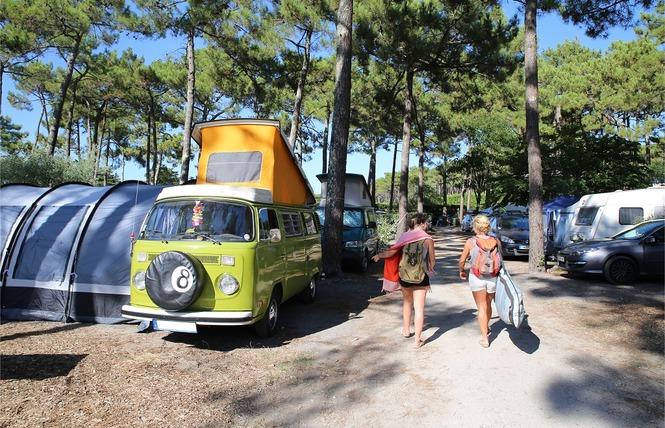 Camping & Spa Airotel l'Océan 6 - Lacanau