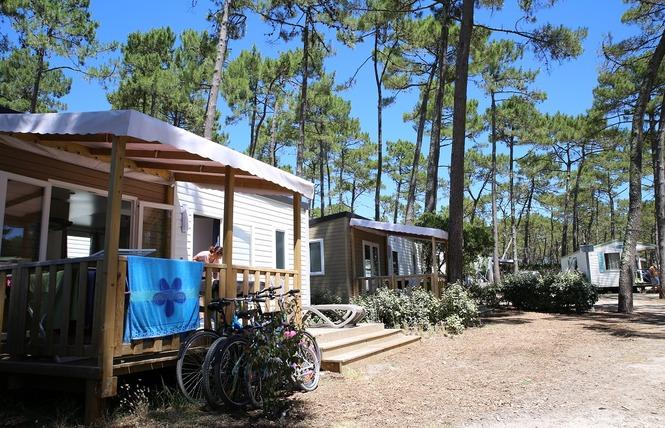 Camping & Spa Airotel l'Océan 38 - Lacanau