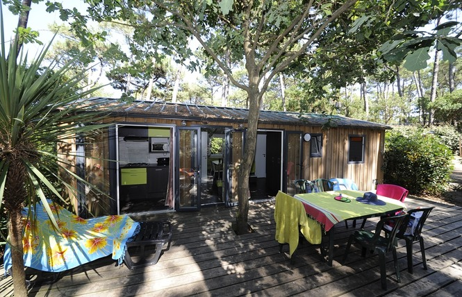 Camping Panorama Du Pyla 17 - La Teste-de-Buch