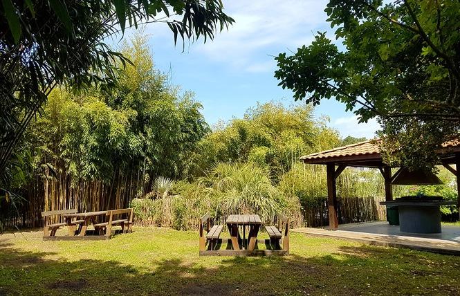 Camping Le Marache 26 - Biganos