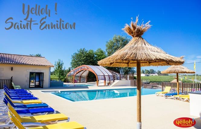 Camping Yelloh! Village Saint-Emilion 8 - Saint-Émilion