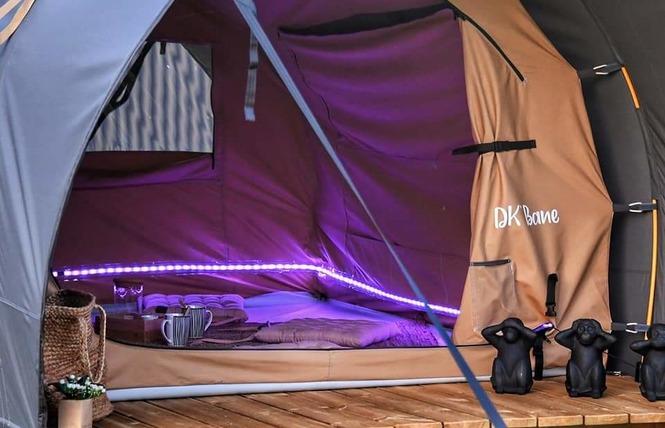 Camping Chez Gendron 10 - Saint-Palais