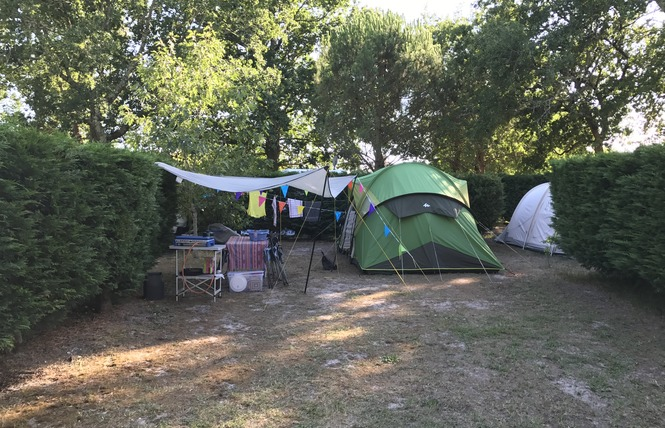 Camping La Chesnays 58 - Vendays-Montalivet