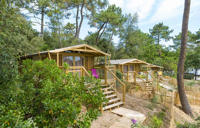 Flower Camping Des Pins 5 - Soulac-sur-Mer