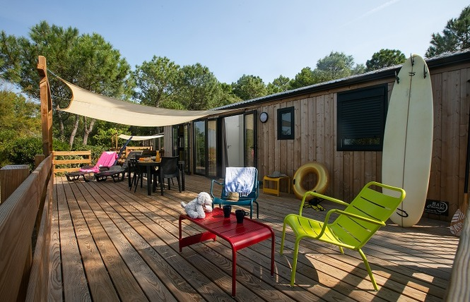 Camping Panorama Du Pyla 19 - La Teste-de-Buch