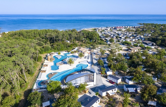 Camping Sandaya Soulac plage 2 - Soulac-sur-Mer