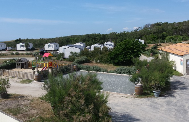 Camping Le Soleil D'or 10 - Vendays-Montalivet
