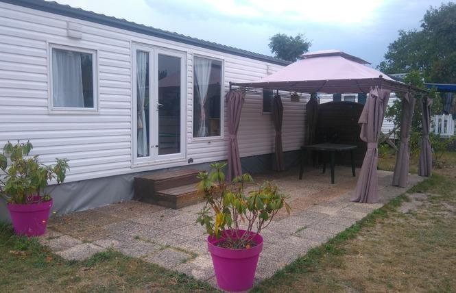 Camping le Ranch 15 - Naujac-sur-Mer