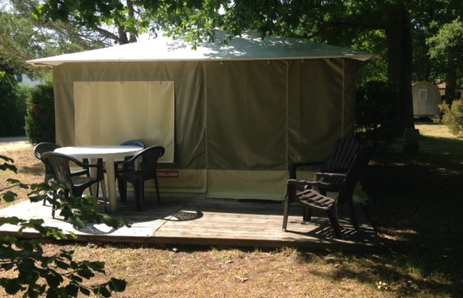 Camping La Chesnays 26 - Vendays-Montalivet