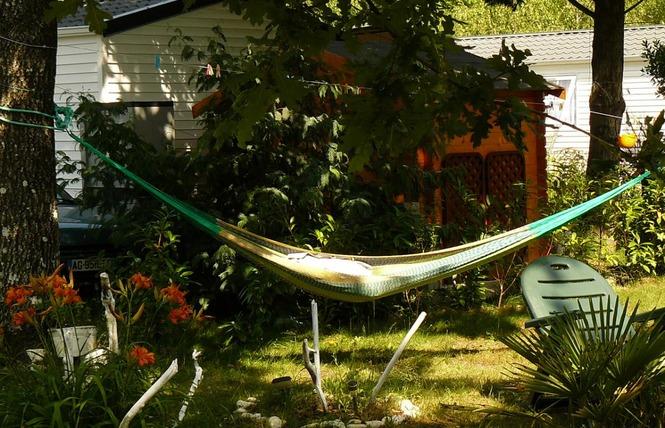 Camping le Ranch 4 - Naujac-sur-Mer