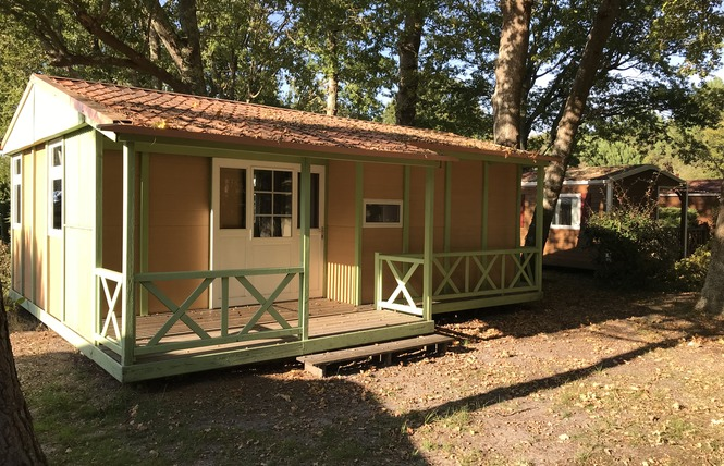 Camping La Chesnays 38 - Vendays-Montalivet