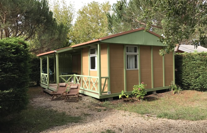 Camping La Chesnays 28 - Vendays-Montalivet