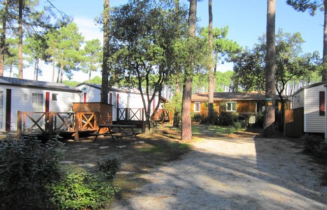 Camping les Jardins du Littoral 2 - Lacanau