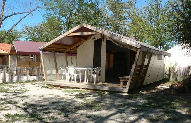 Camping Tastesoule 27 - Vensac