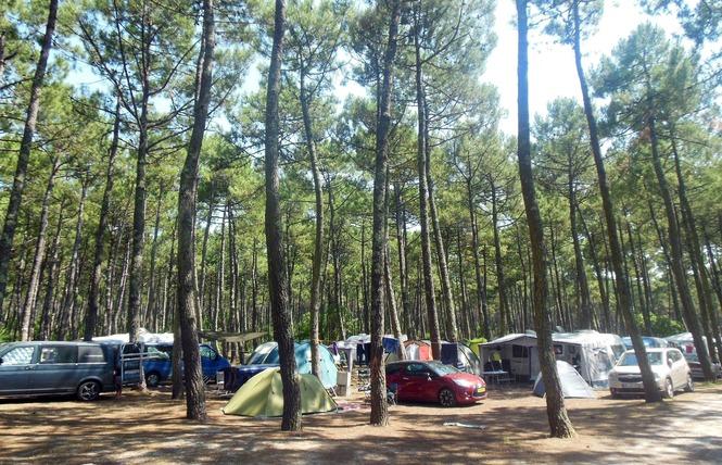 Camping Brémontier 10 - Lège-Cap-Ferret