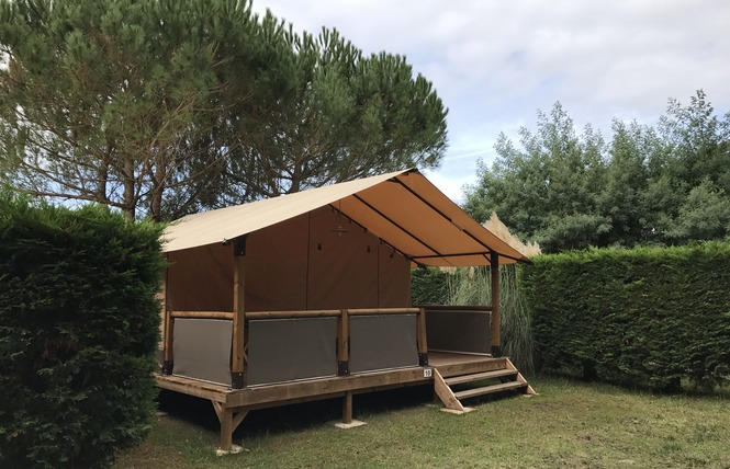 Camping La Chesnays 41 - Vendays-Montalivet