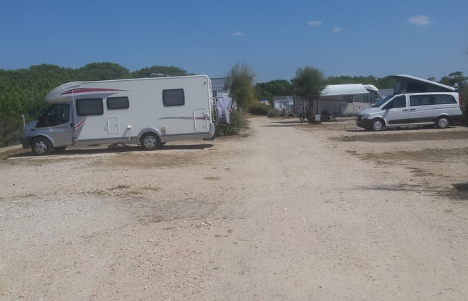 Camping Le Soleil D'or 15 - Vendays-Montalivet