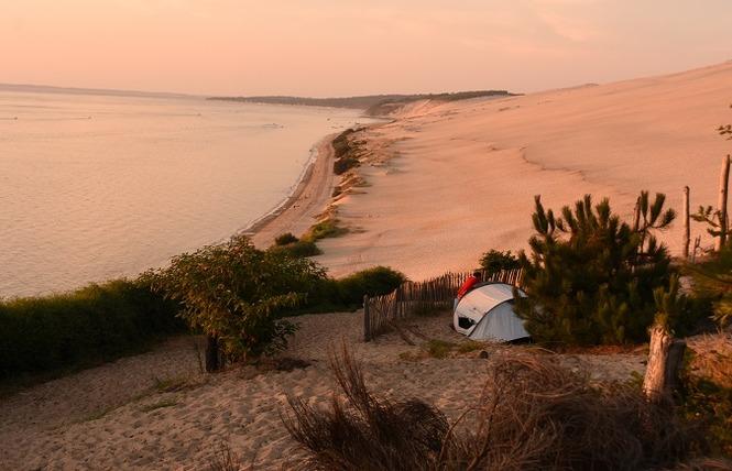 Camping Panorama Du Pyla 21 - La Teste-de-Buch