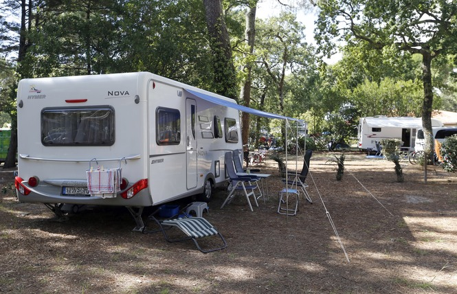 Camping Fontaine Vieille 14 - Andernos-les-Bains