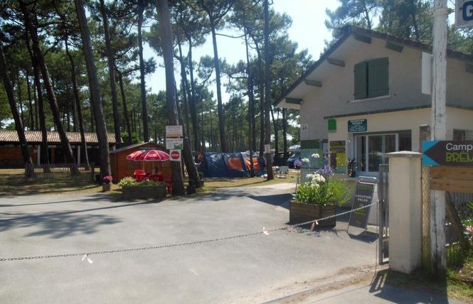 Camping Brémontier 5 - Lège-Cap-Ferret