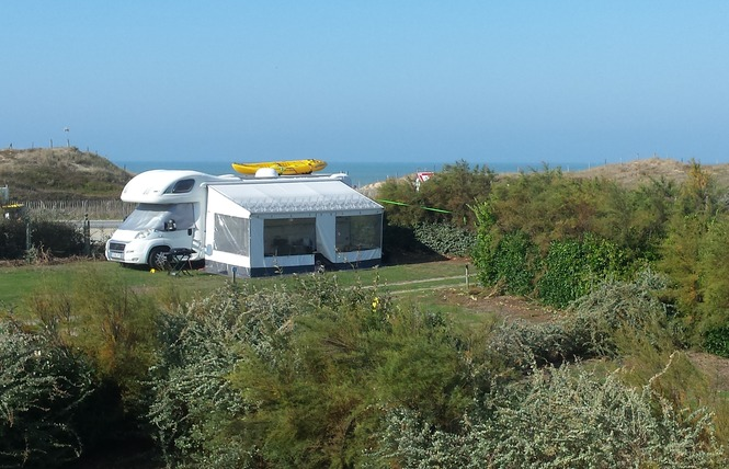 Camping Le Soleil D'or 16 - Vendays-Montalivet