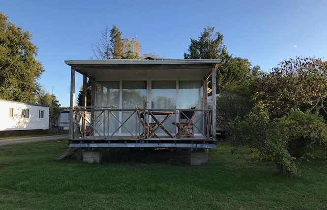 Camping résidentiel le Paradis 3 - Abzac