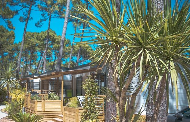 Camping & Spa Airotel l'Océan 21 - Lacanau