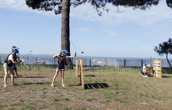 Camping Fontaine Vieille 18 - Andernos-les-Bains