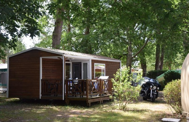 Camping La Chesnays 56 - Vendays-Montalivet
