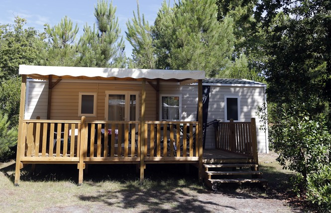 Camping Fontaine Vieille 15 - Andernos-les-Bains