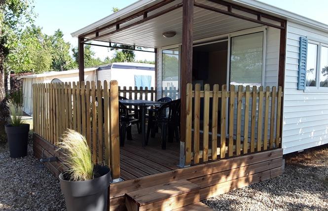 Camping le Ranch 14 - Naujac-sur-Mer