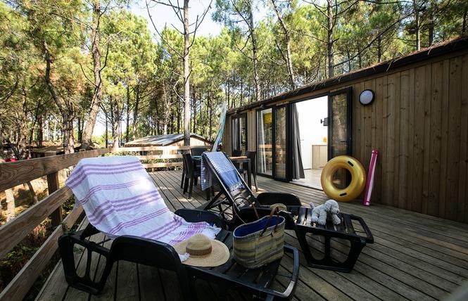 Camping Panorama Du Pyla 18 - La Teste-de-Buch