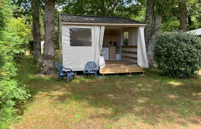 Camping La Chesnays 52 - Vendays-Montalivet