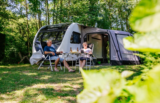 Camping Yelloh! Village Saint-Emilion 18 - Saint-Émilion