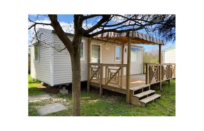 Camping résidentiel le Paradis 4 - Abzac